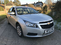 2012 Chevrolet Cruze 1.6i ( 124ps ) LS