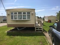 6 Berth Caravan to rent in Clacton, 2 bedrooms, 2 bathrooms, Veranda, 2 parking spaces