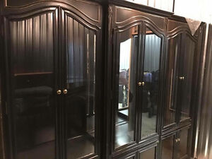 Beautiful Antique display cabinets