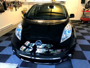 2014 Nissan Leaf SL Premium Package w/Quick Charge