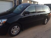 2007 Honda Odyssey exl clean low price
