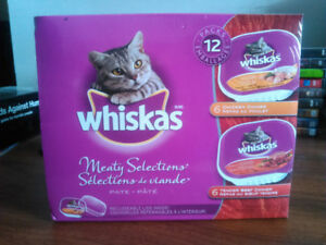 Whiskas Wet Cat Food