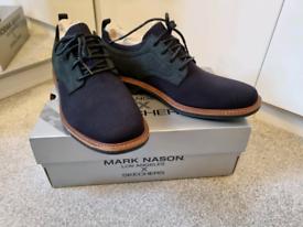 Mark Nason Los Angeles Men's Westside Oxford Shoe