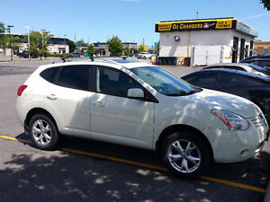 2009 Nissan Rogue SUV, All-Wheel Drive--SAFETIED