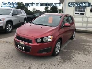 2014 Chevrolet Sonic LS  - Certified - Bluetooth