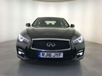 2016 INFINITI Q50 SE DIESEL SALOON AUTOMATIC 1 OWNER INFINITI SERVICE HISTORY