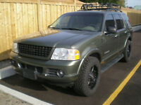 2002 Ford Explorer Limited SUV, Crossover$4500