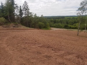 New country lot for sale