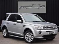 2012 Land Rover Freelander 2 2.2 Sd4 (190bhp) XS Automatic *Nav + Heated Seats*