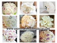 WEDDING DECOR AND BRIDAL FLOWERS
