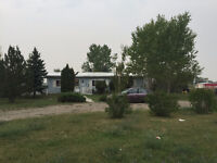 Acreage with Mobile Home!