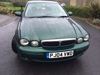2004 JAGUAR XTYPE 2.0 DIESEL 7 MONTH MOT IMMACULATE CONDITION INSIDE OUT!!!