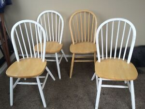 Spindle chairs