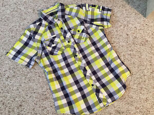 5 Boys Sz 16 Tops...Guess and more