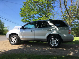 ACURA MDX AUTO ALL WHEEL DRIVE 7 SEATS 2 YEARS MVI AND TOP SPEC