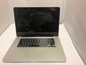"Apple MacBook Pro 15"" C2D 2.53GHz, 4GB, 250GB, 2010, A1286, Lion"