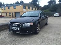 Audi A4 2.0 TDI S line saloon spare or repair