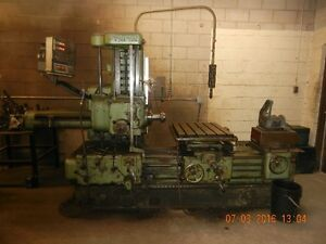 Horizontal boring mill for sale Kitchener / Waterloo Kitchener Area image 1