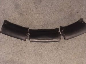 Touring windshield and genuine Harley Davidson windshield pouch Cambridge Kitchener Area image 1