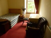 Furnished summer, student room in Partick/Hyndland