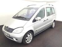 MERCEDES-BENZ VANEO 1.7CDI Ambiente AUTOMATIC..12 MONTHS MOT..ONE OWNER