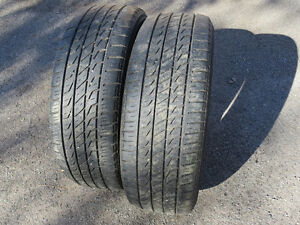 Toyo Extensa A/S 195/60R15 87T  50% tread Kitchener / Waterloo Kitchener Area image 1