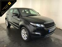 2013 63 RANGE ROVER EVOQUE PURE T SD4 1 OWNER SERVICE HISTORY FINANCE PX WELCOME