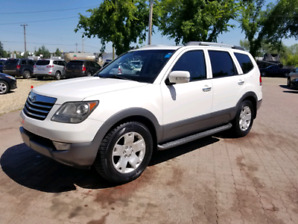 *2009 KIA BORREGO EV 4X4, 6 MONTH WARRANTY & INSPECTION INCLUDED