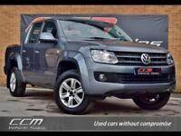 Volkswagen Amarok D/C Pick Up 2.0 Trendline 2012 + FULL VW HISTORY + ONE OWNER