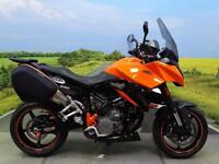 KTM 990 SMT Supermoto TOURING 2012 **BEAUTIFUL EXAMPLE WITH KTM PANNIERS!!**