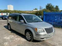 2008 Chrysler Grand Voyager 2.8 CRD Limited 5dr MPV Diesel Automatic