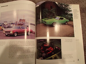 MUSCLE CARS Thunder and Greased Lightning by Michael Benson 1996 Sarnia Sarnia Area image 9