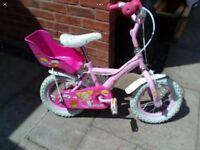 Kids Girls Apollo Cupcake Bike