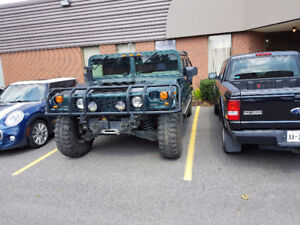 1996 AM General Hummer 4 door hardtop Other