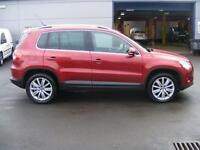 Volkswagen Tiguan 2.0 TDI MATCH 4MOTION 170PS