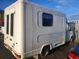 Ford transit motorhome campervan