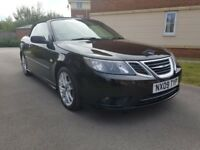 Saab 9-3 TID VECTOR (black) 2009