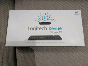 Logitech Revue Android TV