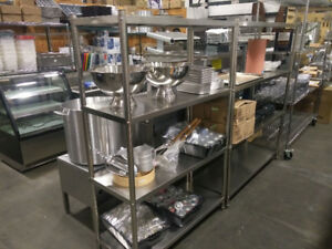 Sept 16 – Brand new Food Equip Auction