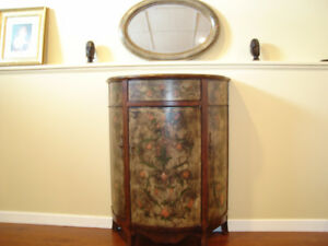 cabinet or bar with mirror
