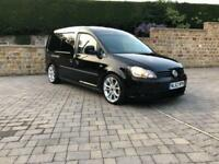 2012 Volkswagen Caddy Maxi 1.6TDI ( 102PS ) C20 BlueMotion Tech Maxi( PLUS VAT)