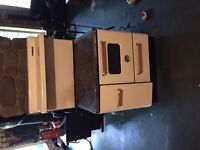 wood cook stove - Newer Enterprise model - CSA approved