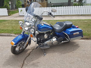 REDUCED 2010 Stage 2 Harley Davidson Road King