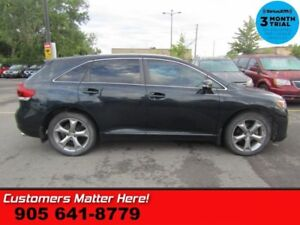 2014 Toyota Venza Base  AWD V6 LEATHER ROOF CAM P/SEATS HS BT 20