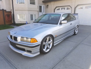 1998 bmw 323is coupe - 5 speed - E36
