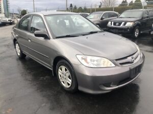 2005 Honda Civic SE Automatic