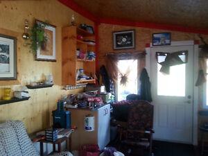 chalet a vendre ou echanger contre roulotte ou fetlwheel Saguenay Saguenay-Lac-Saint-Jean image 8