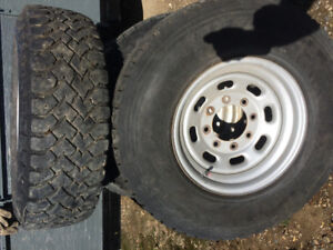 Tires & Wheels for FORD