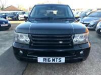 Land Rover Range Rover Sport Tdv6 HSE DIESEL AUTOMATIC 2006/R