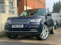 2014 Land Rover Range Rover SDV8 AUTOBIOGRAPHY FULL LAND ROVER HISTORY HEATED AN